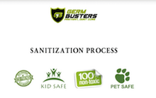 Germ Busters Sanitization service Video Image